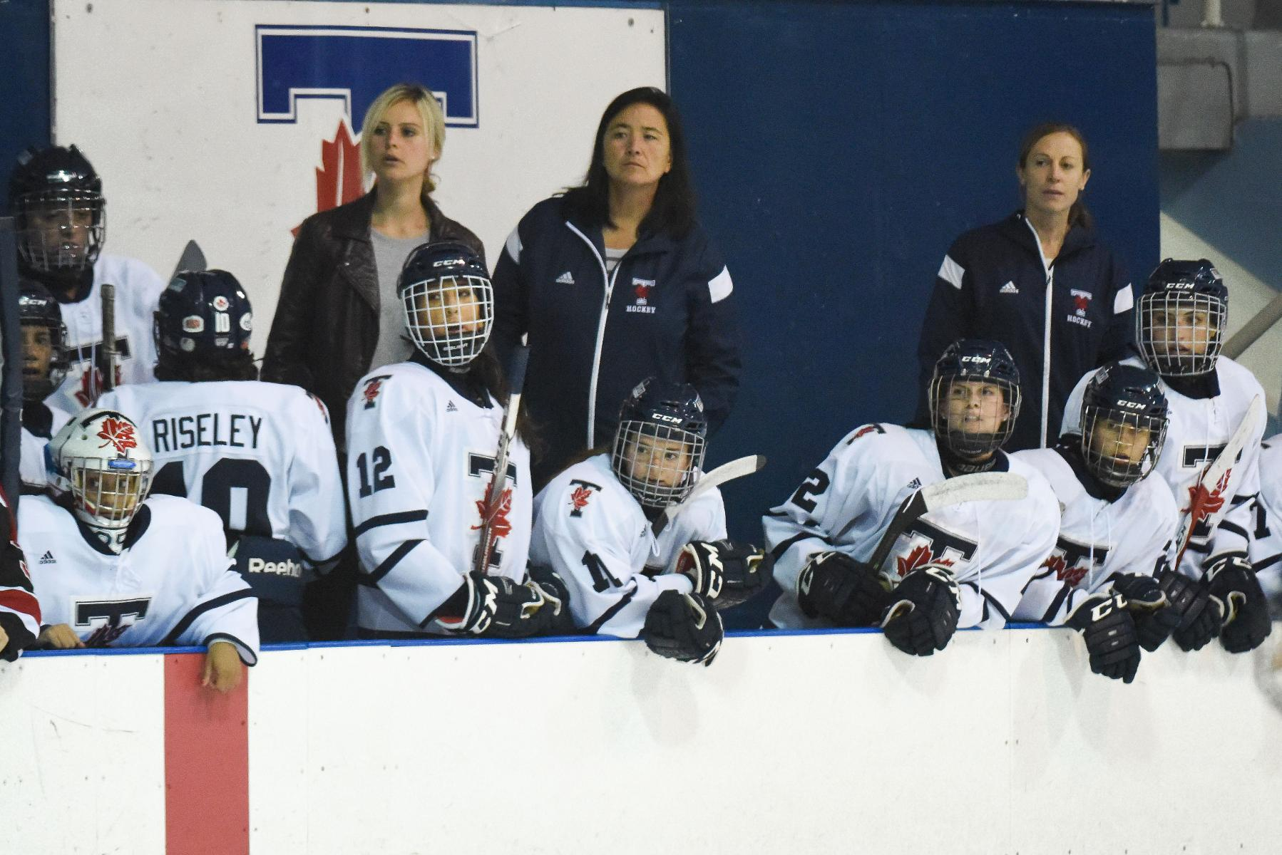 Hefford embraces Varsity Blues coaching role