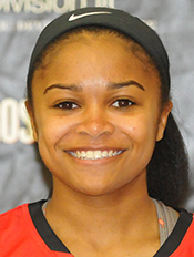 Victoria Diggs, Frostburg State, Women's Basketball, Sophomore