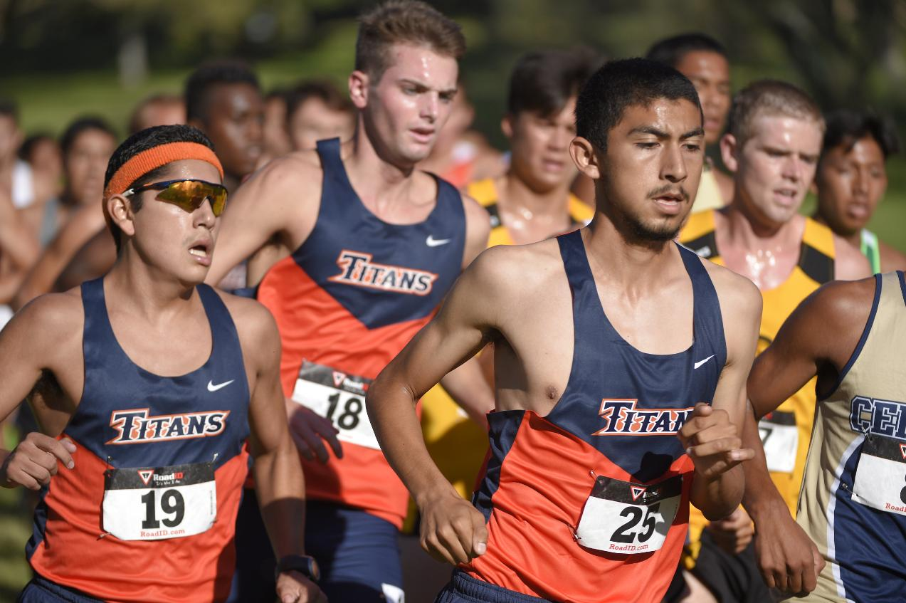 Cross Country Travels to NCAA West Regionals
