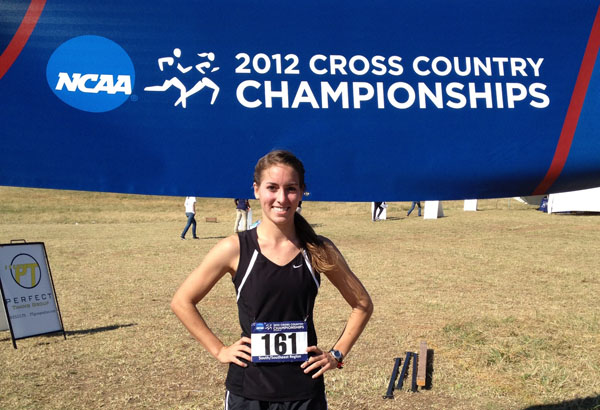 Cross Country: Brandner competes at NCAA regional meet