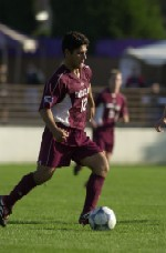 Santa Clara Men's Soccer To Host San Francisco Tuesday
