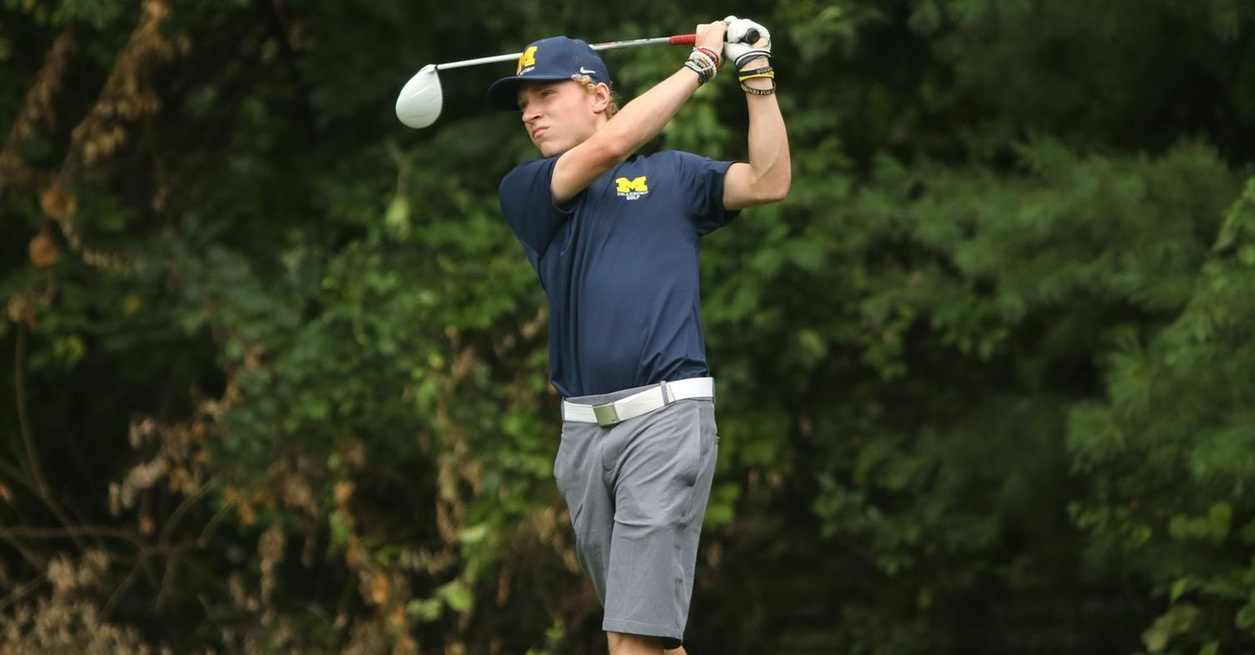 Men's Golf closes WHAC season in 9th