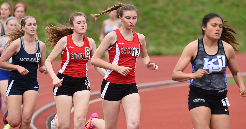 Cardinals Compete at Widener and George Mason