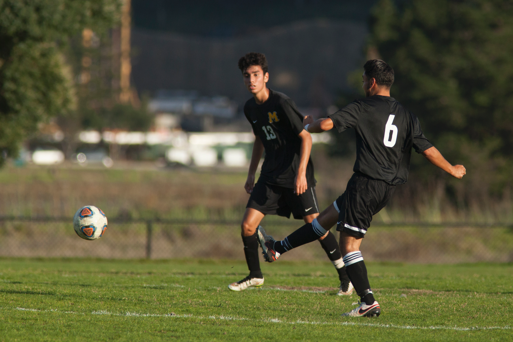 COM Men's Soccer Team Chemistry Builds In 3-2 Loss to Cañada College
