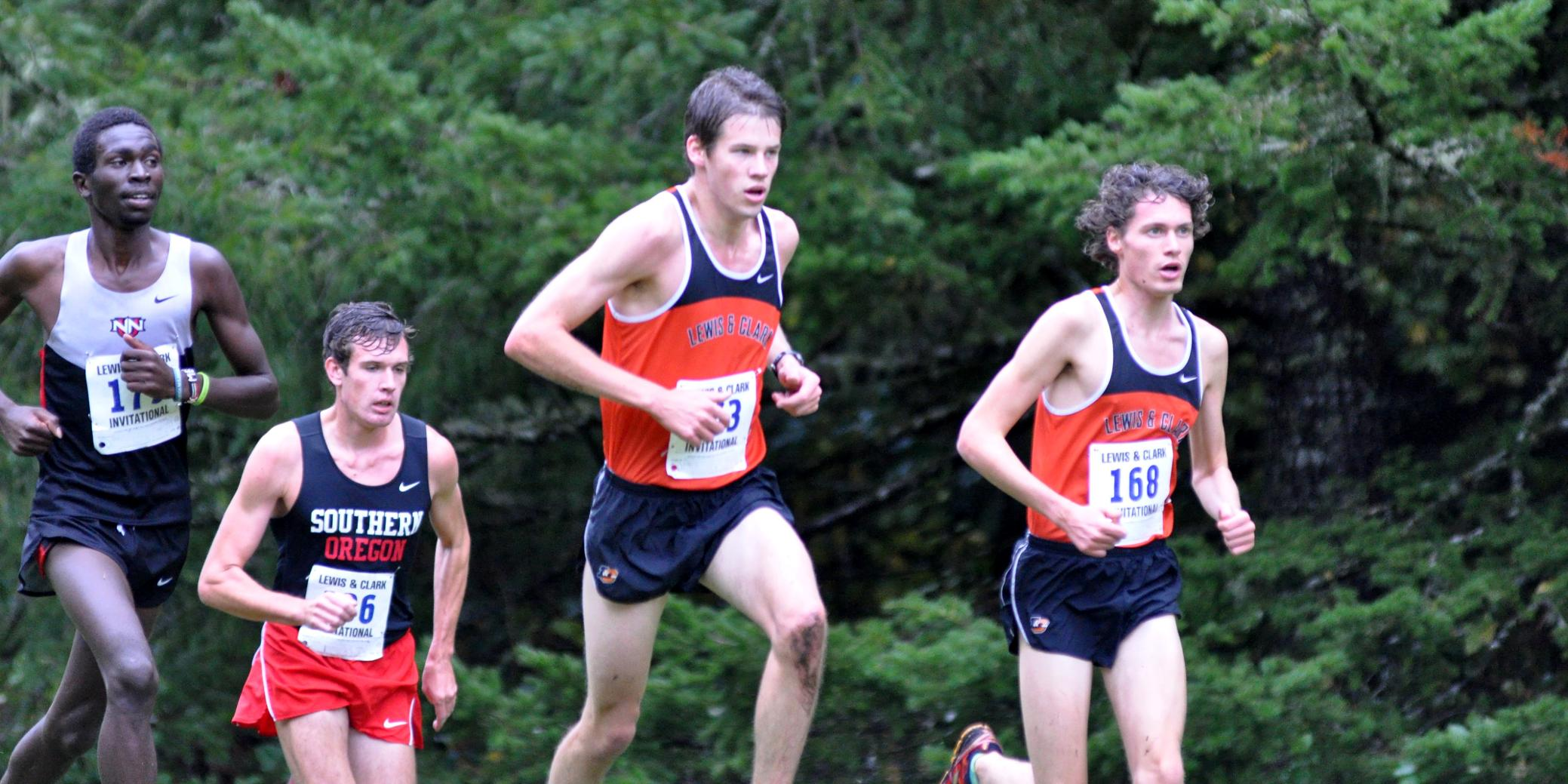 Monheim places second overall, Swanson leads women at L&C Invite