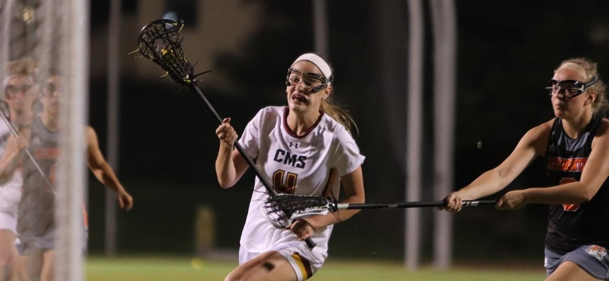Corie Hack had six goals and an assist to lead CMS to the win