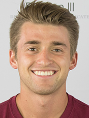 Paul Monson, Southern Virginia, Men's Tennis, Freshman