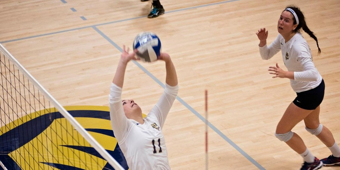 Volleyball Set for Smith Invitational