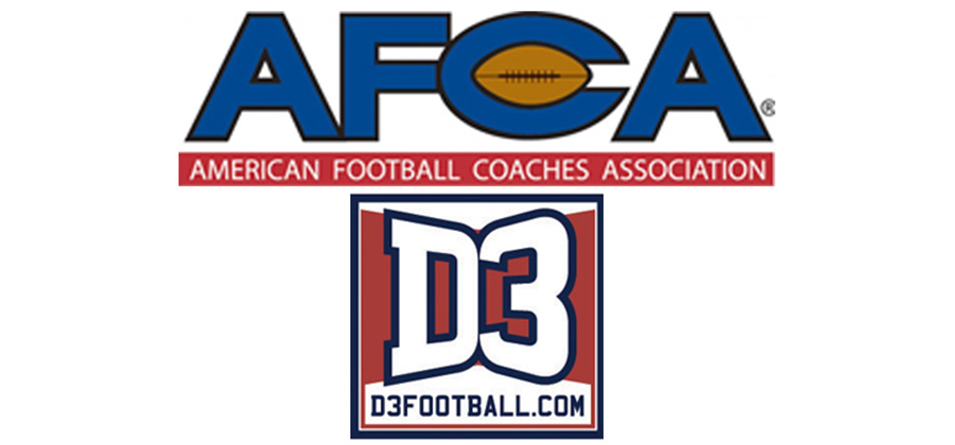 Football Ranked in AFCA and D3football National Polls