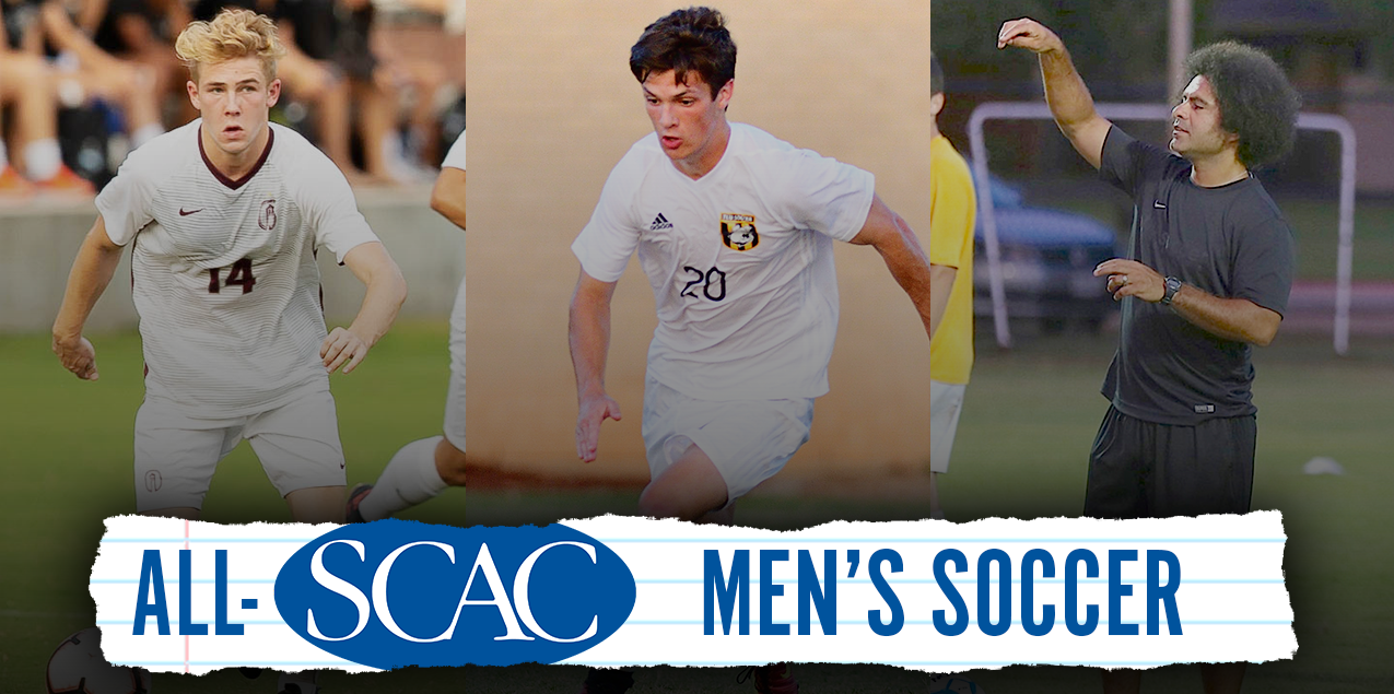 Texas Lutheran's Green; Trinity's Johnston Headline 2018 All-SCAC Men's Soccer Voting