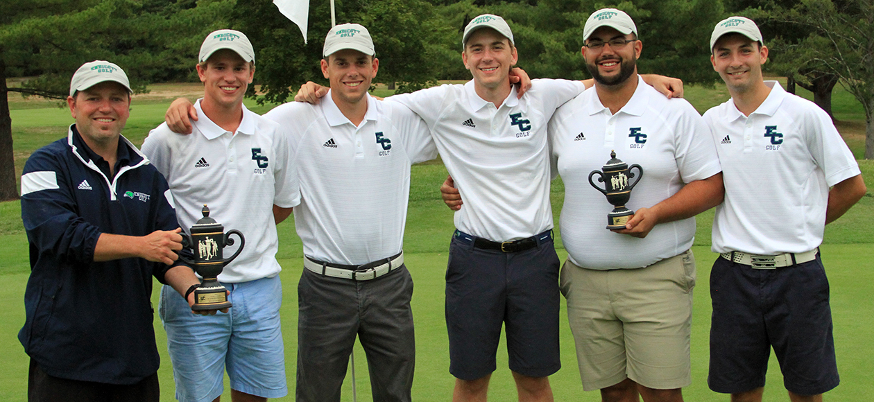 Endicott Wins Blazer Invitational Behind Three Top-10 Finishes