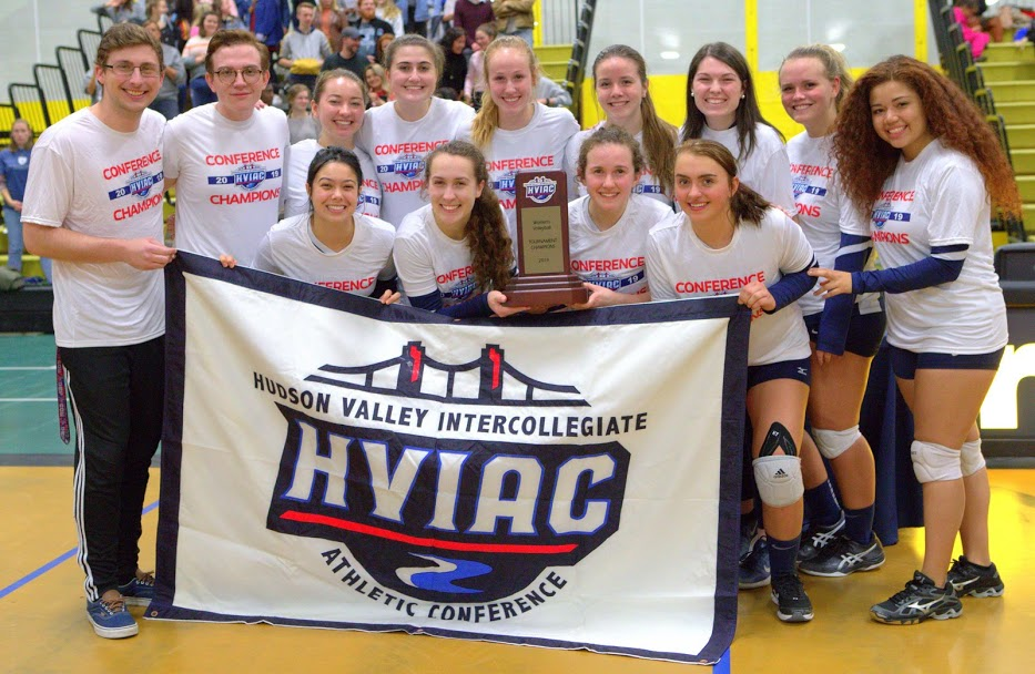 Women's Volleyball Captures Conference Championship