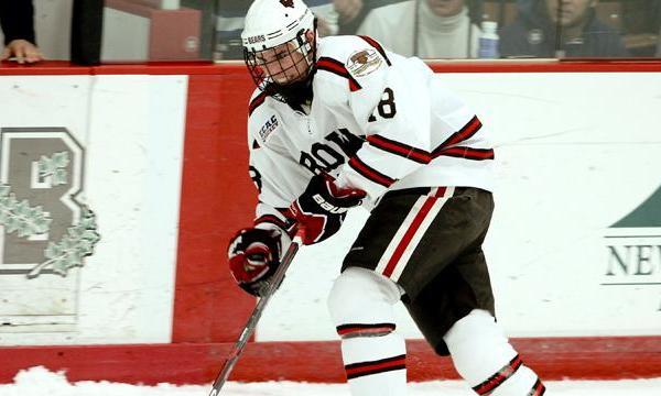 Bears and Clarkson Play to Draw - ECAC Hockey