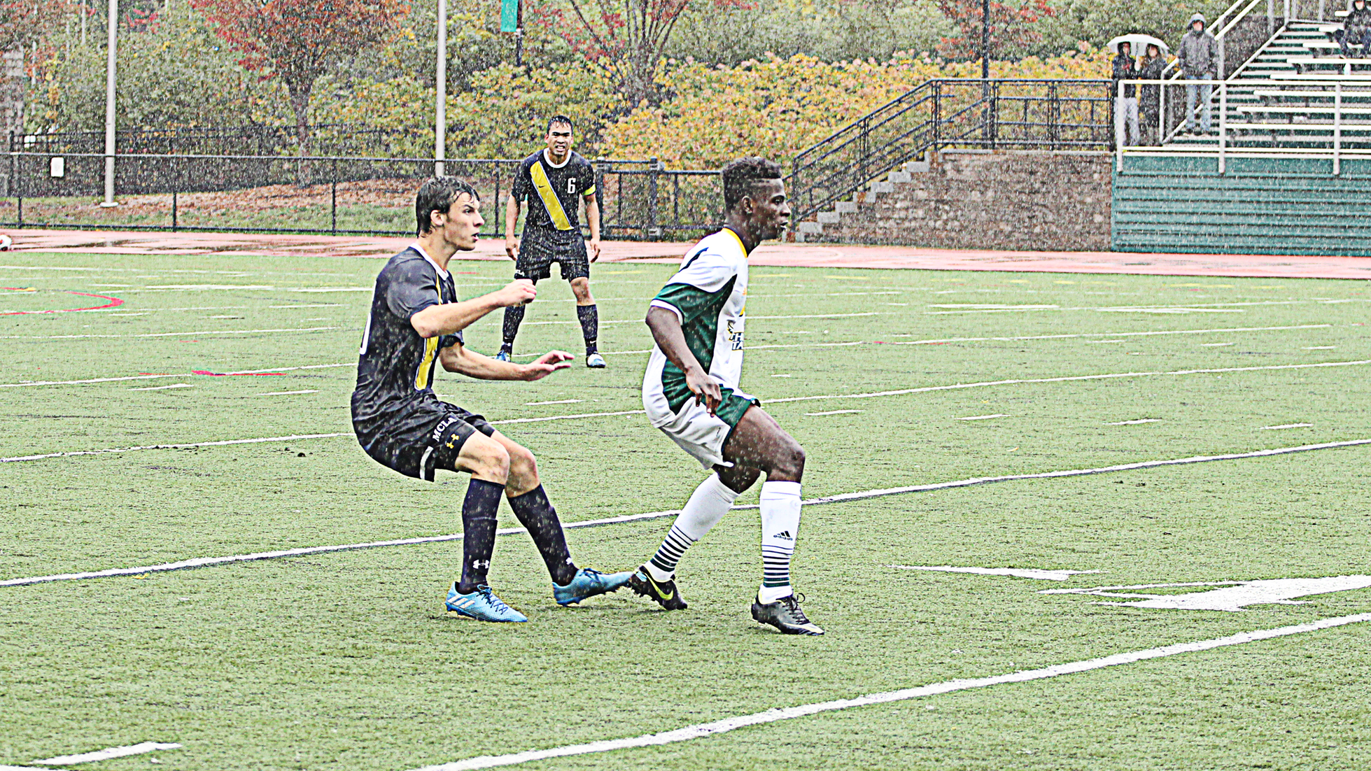 Fitchburg State Upends Mass. Maritime, 2-1