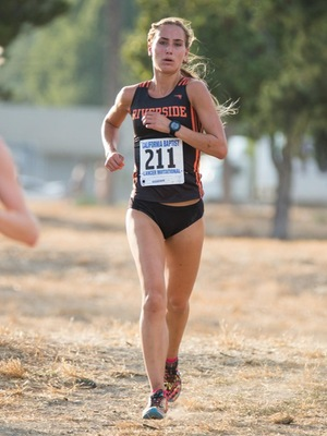 SPOTLIGHT: RIVERSIDE TIGERS' SARAH HOLLIS
