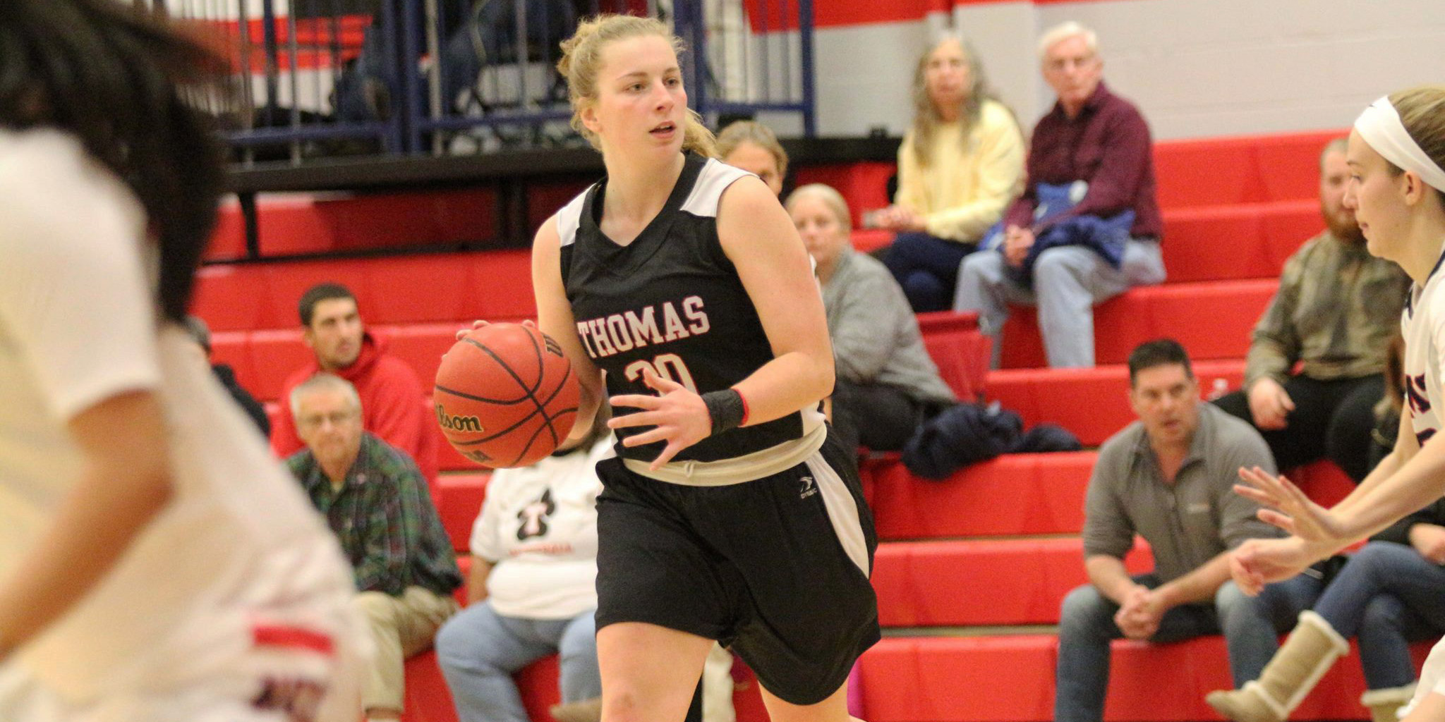 Chargers Power Past Terriers, 71-40