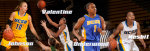 Four Gauchos Honored by Big West