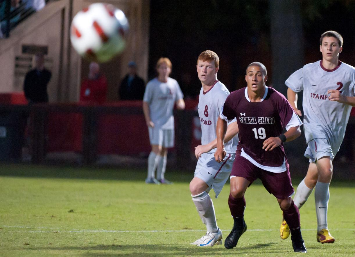 Friday Night: Santa Clara Men Host No. 24 LMU