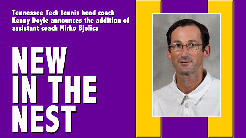 Tennessee Tech tennis adds experienced assistant coach