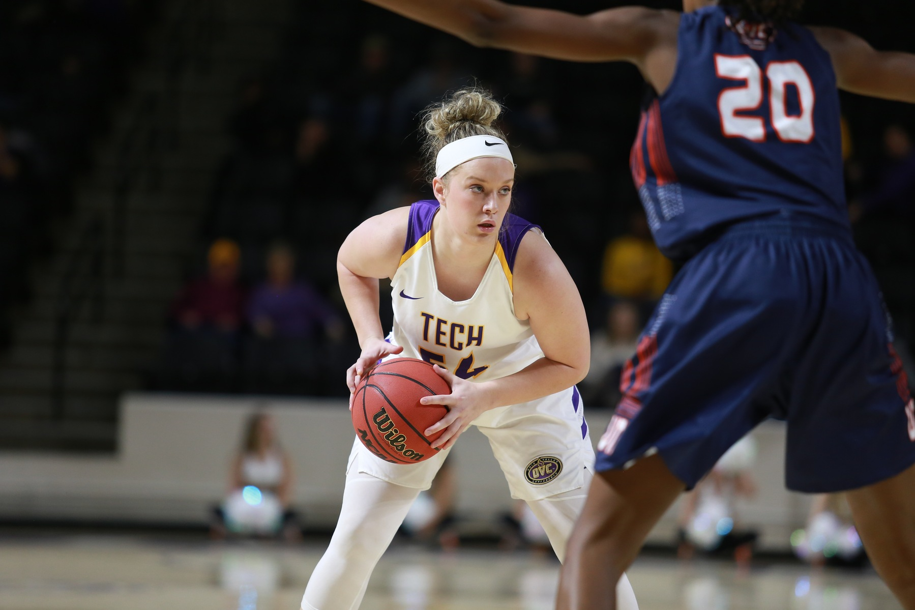 Tech opens February on road at SIUE, Eastern Illinois