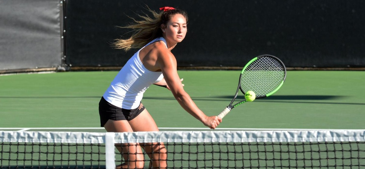 Catherine Allen Wins Second SCIAC Women's Tennis Athlete of the Week Honor