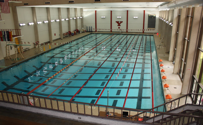 Beeghly Natatorium