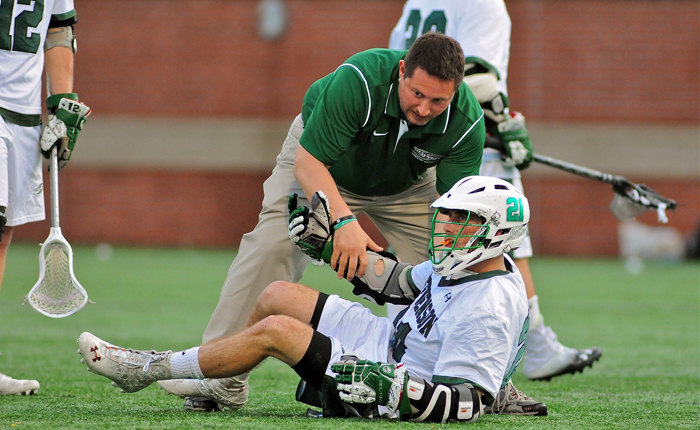 Scott Zema to Receive 2013 NATA Athletic Trainer Service Award
