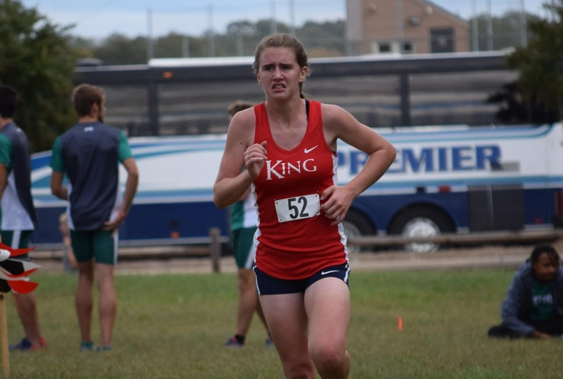 King places three in top 15 at Greater Louisville Classic