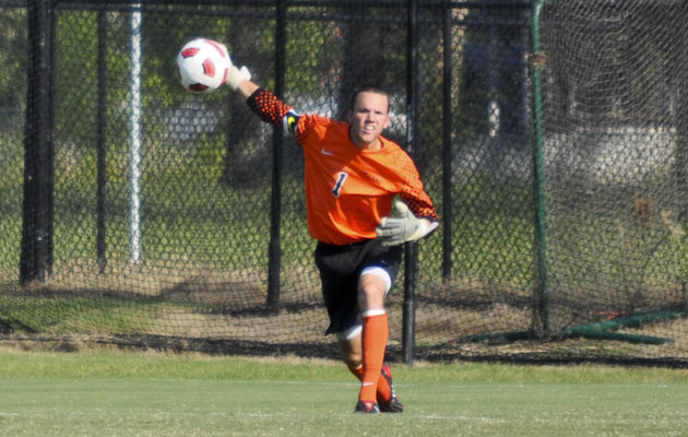 No. 10 Coker Blanks Belmont Abbey, 1-0