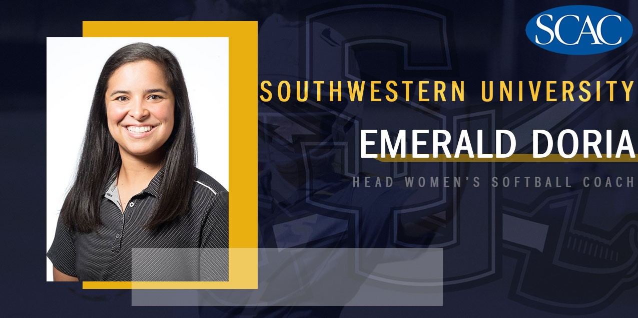 Emerald Doria Named New Southwestern University Softball Head Coach