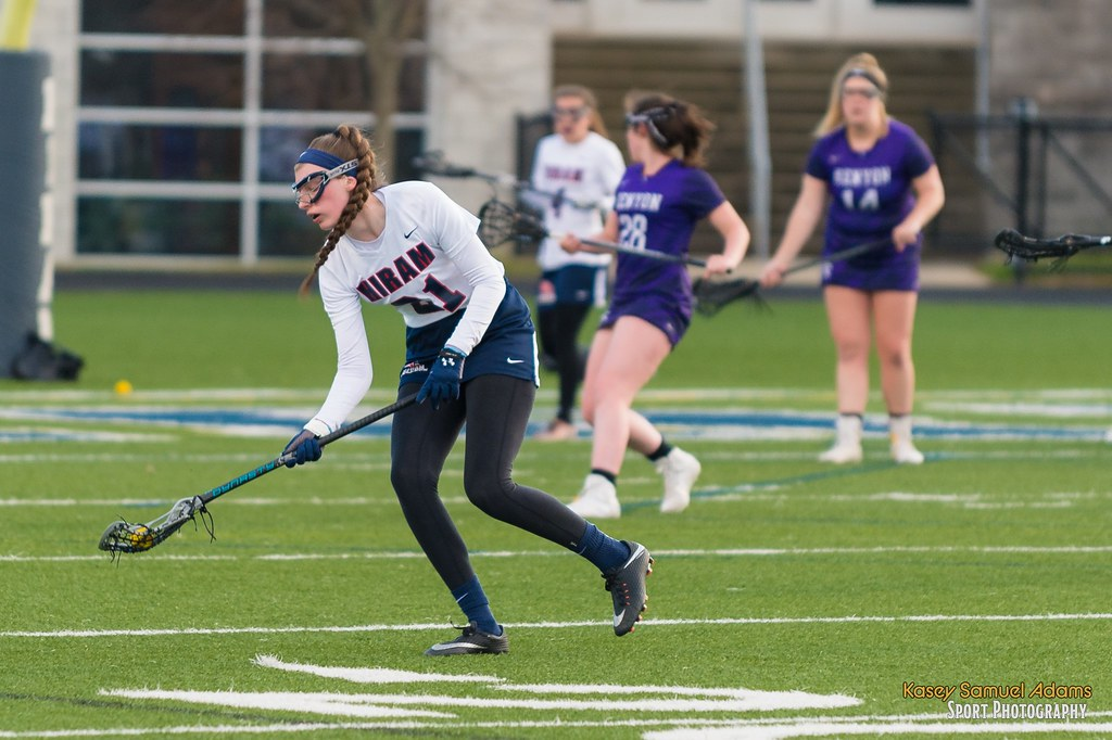 Women's Lacrosse Upended by Oberlin