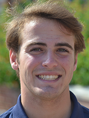 Phillip Manceri, Mary Washington, Men's Golf, Sophomore