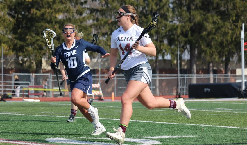 Mangutz, Women's Lacrosse Team Recognized by IWLCA