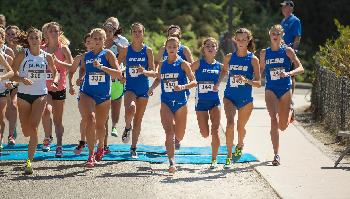 Cross Country to Compete at Stanford - UC Santa Barbara