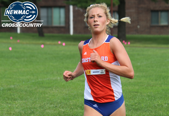 Mooney Named NEWMAC Women's Cross Country Athlete of the Week
