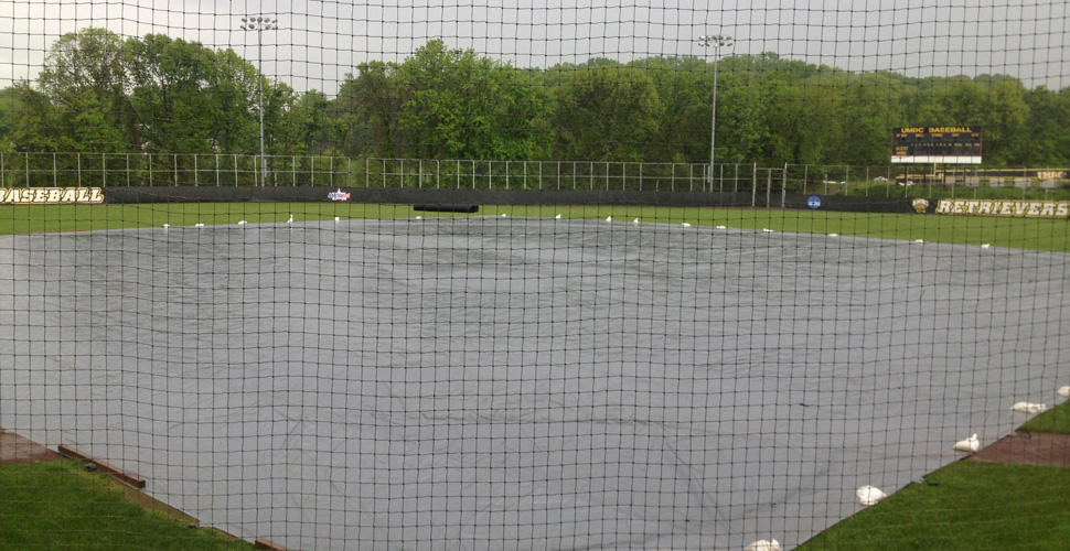 UMBC Baseball Game Versus George Washington Postponed Due to Inclement Weather