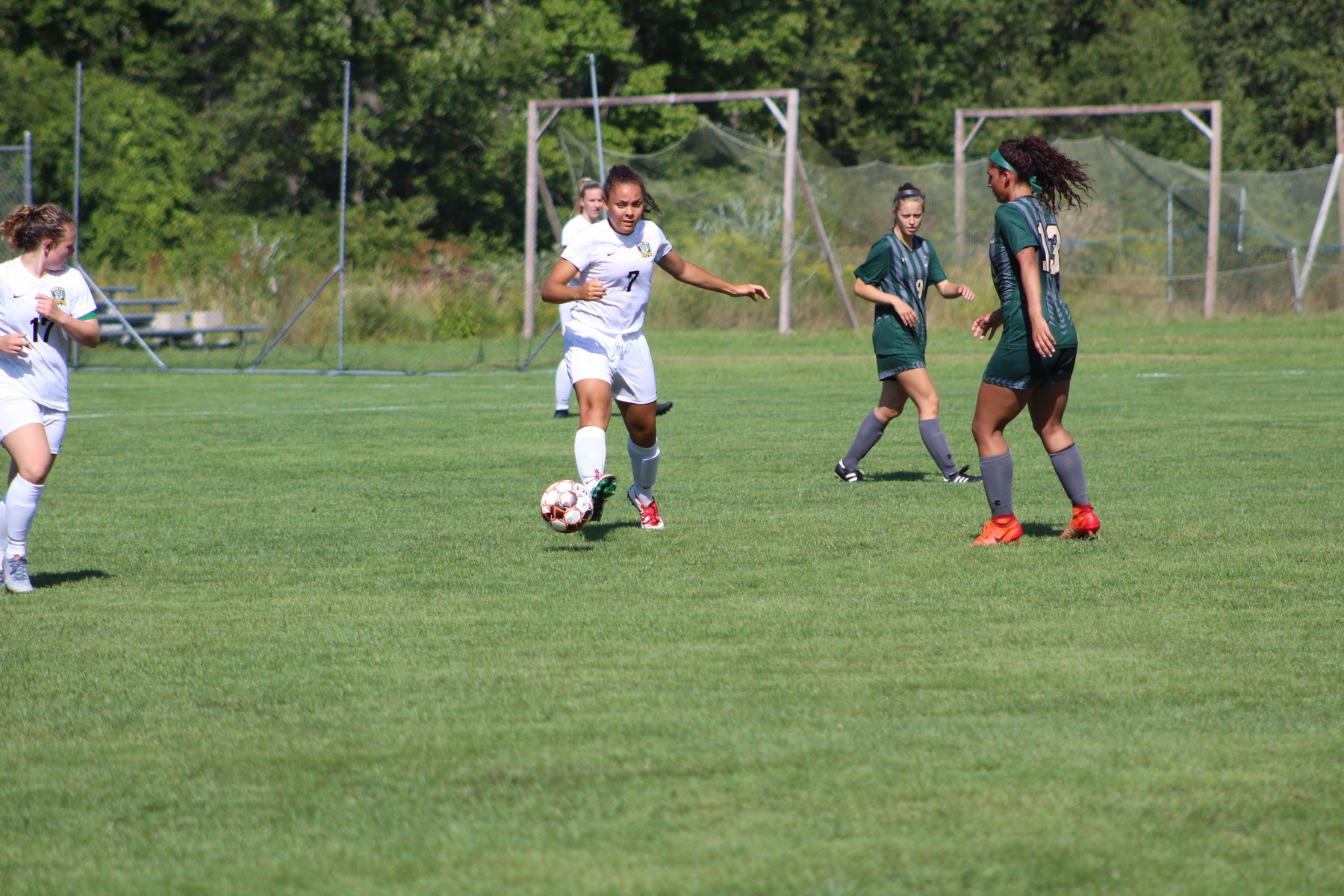 Women's Soccer Lands Victory Over Cayuga