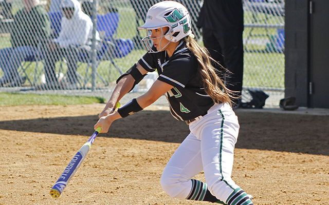 Wildcats Blank Holy Family, 1-0 and 7-0, as Wilmington Softball Climbs Back to .500