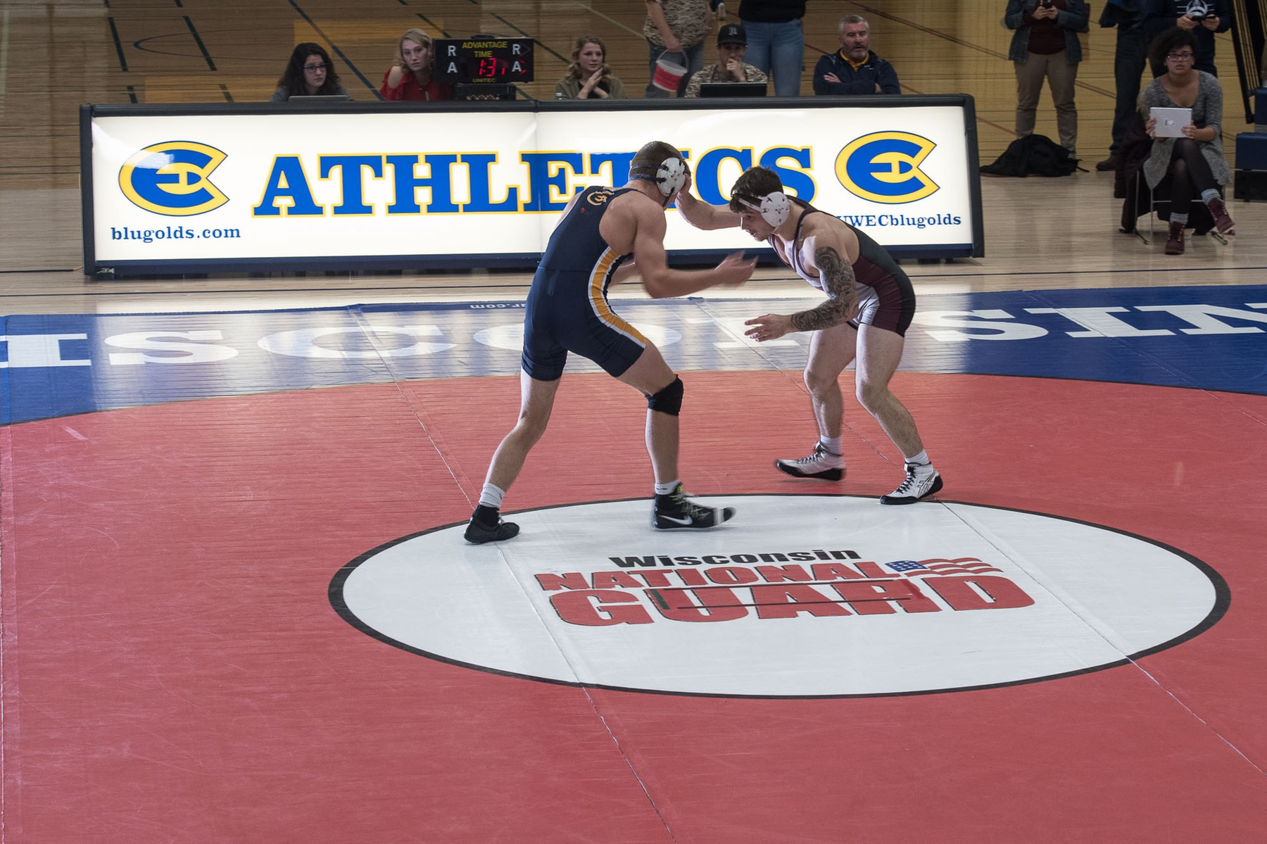 Blugold Wrestling Preview