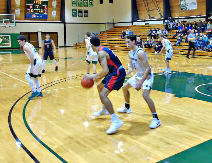 Men Come up Short Against Clackamas