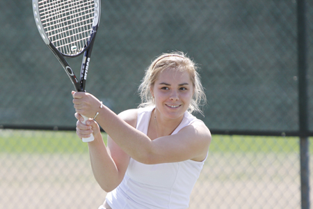Women's Tennis Opens Season with ITA Regional Championships