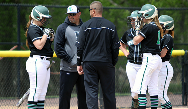 Wilmington Softball Eliminated from CACC Tournament With Close Losses to Caldwell and Dominican