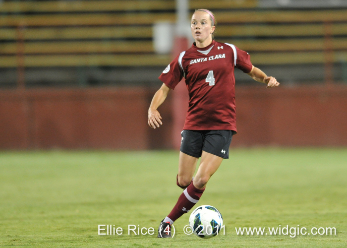 Women's Soccer Preparing for CSU Northridge, Washington State