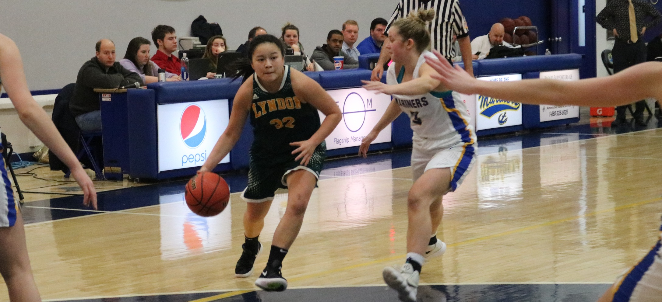 Hornet women are unable to recover from early deficit in loss to Mariners