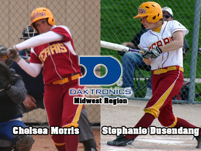 Ferris State Places Two On 2011 Daktronics All-Midwest Region Teams