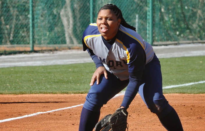 Christopher Newport Takes Saturday Doubleheader from Emory Softball