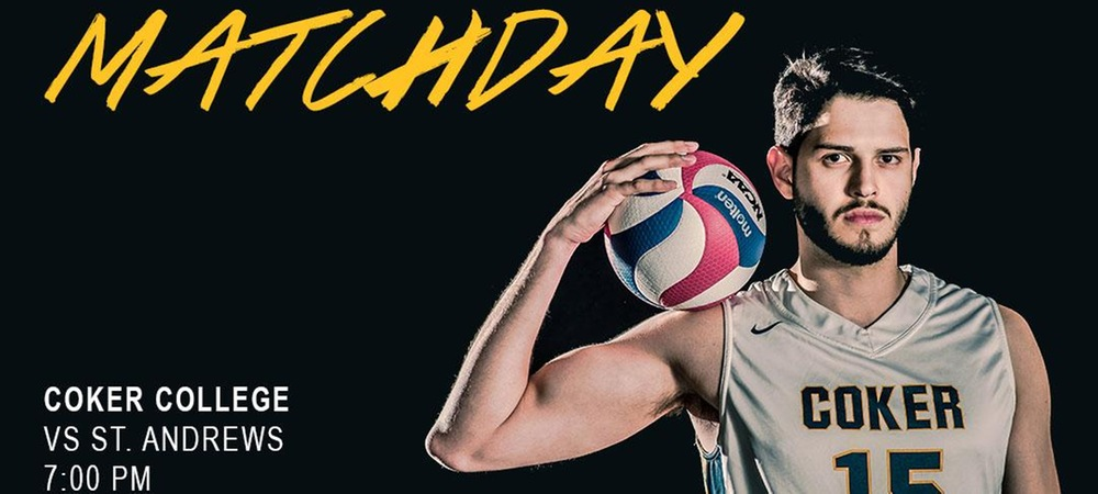 Men's Volleyball Looking to Start the Season Strong Against St. Andrews