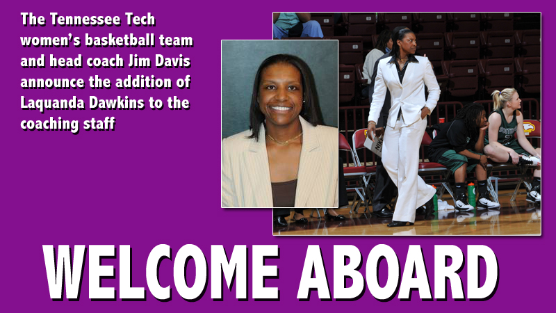 Golden Eagle women's basketball coaching staff adds Dawkins