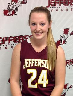 Horton Named Jefferson Athlete of the Week