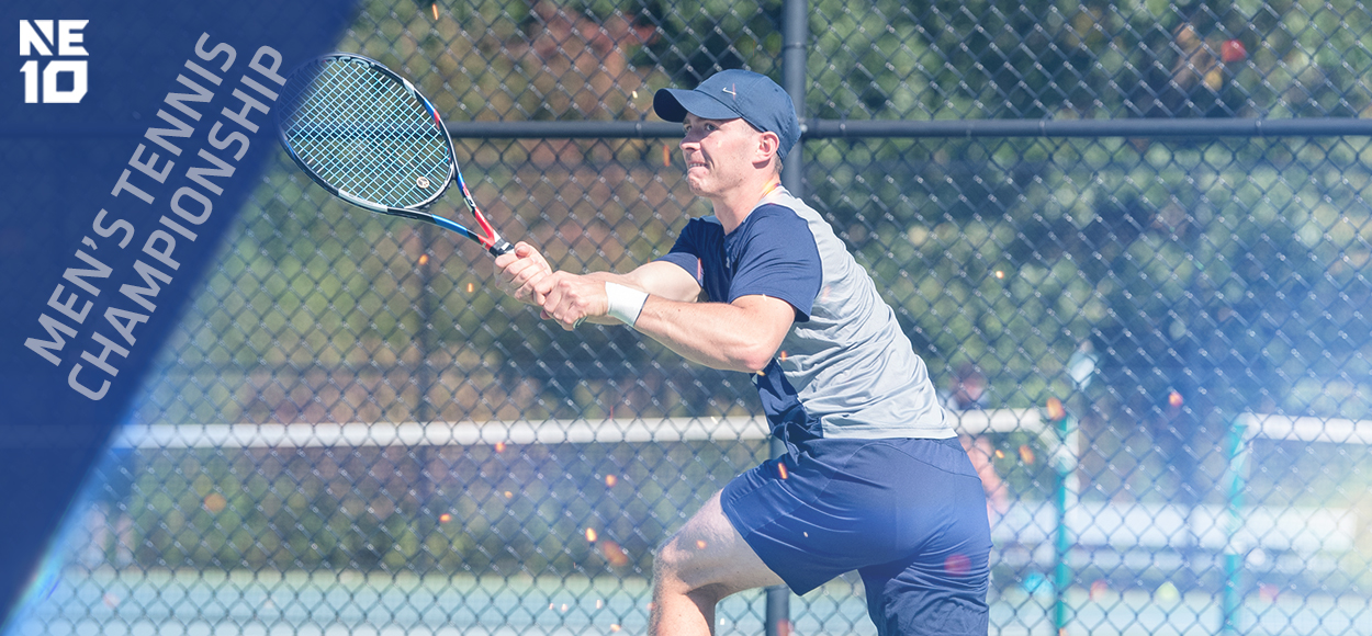 Embrace the Championship: Merrimack, Le Moyne Punch Tickets to NE10 Men's Tennis Semifinals
